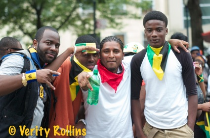 Shots from the West Indian Labor Day Parade 2012